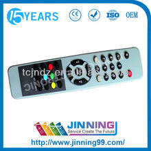 IR Durable High Quality OEM RoHS Hot Sale Digital Satellite Receiver Remote Control