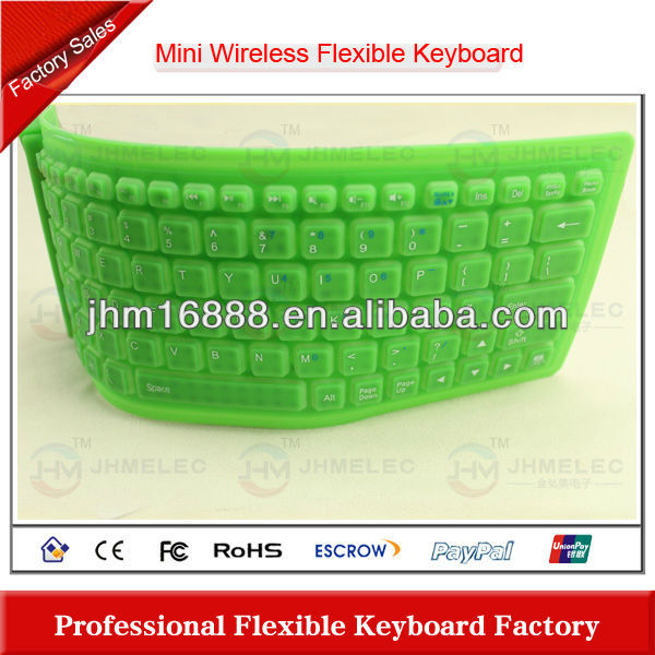 waterproof hot sale bluetooth keyboard for samsung galaxy