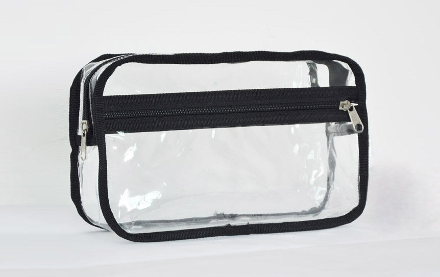 Wholesale Different shapes & size steady product quality small pvc hanging cosmetic bag