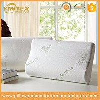 Hot Selling Made In China memory foam hotel life pillow