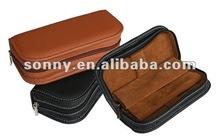 Multiple Portable Leather Gift Watch Box