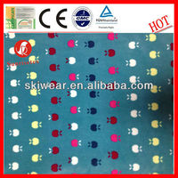 High Power and Soft Floral Prints Nylon Spandex Swimwear Fabric
