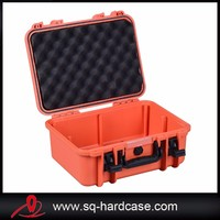 Hard Photographic Equipment Case with supports on the bottom box wall