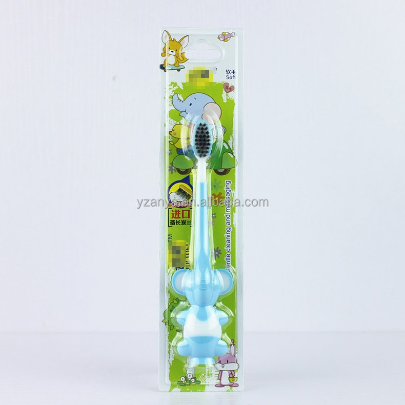 Specially designed for kid animal toothbrush ,special needs toothbrushes for kids