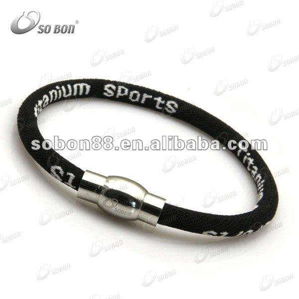 power magnetic beads bracelet magnetic balance