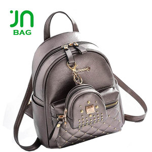 d6722e94e639 JIANUO Womens Leather Backpacks Ladies Travel Purse Satchel Shoulder School  Bags