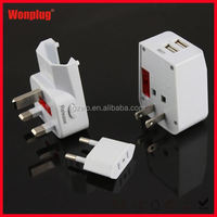 WONPLUG Patent Multi-founction Travel Adapter malay wedding gift