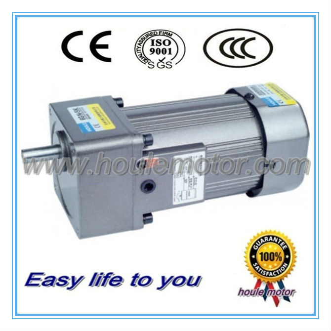 Houle high quality AC single phase reversible gear reduction motor