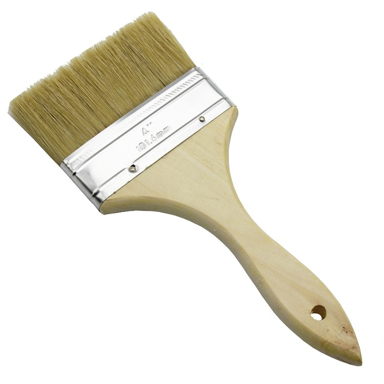 large size wool paint brush with FSC certificate