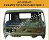 Japanese Heavy Truck Cab/Driver Cabin Fitting For ISUZU GIGA/CVR/CXZ/CXM/EXR,Low Cab,Metal