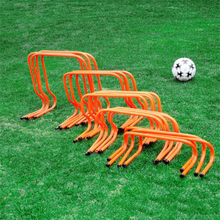 Wholesale Football Soccer Sports Custom Athletics Training Plastic Speed Agility Hurdle