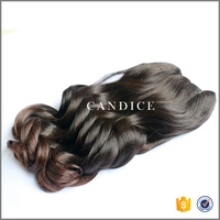alibaba china crochet braids with synthetic hair