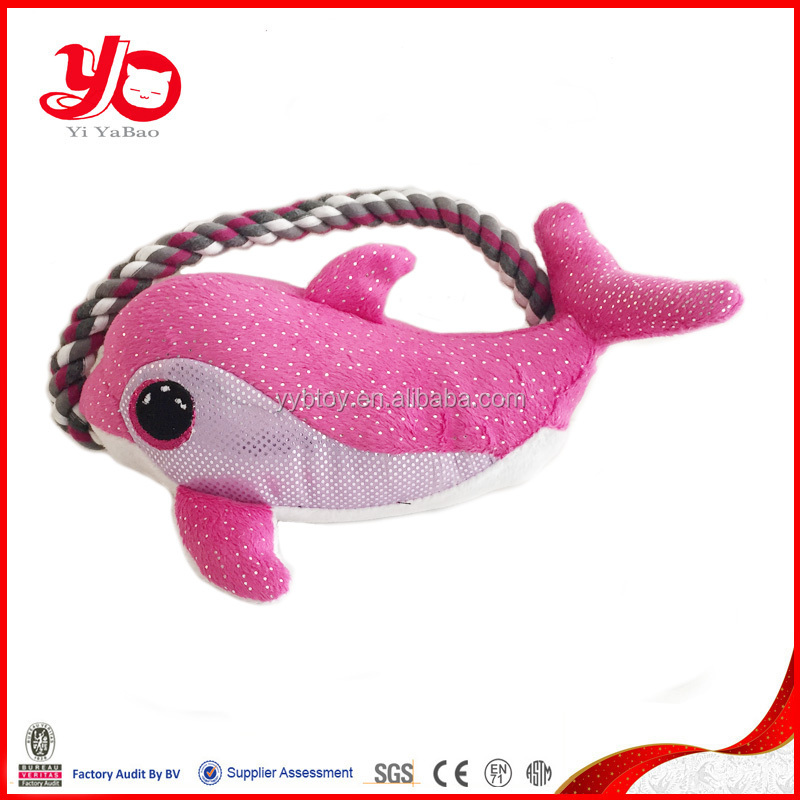 Lovely stuffed funny plush dolphin,cute plush dolphin toys