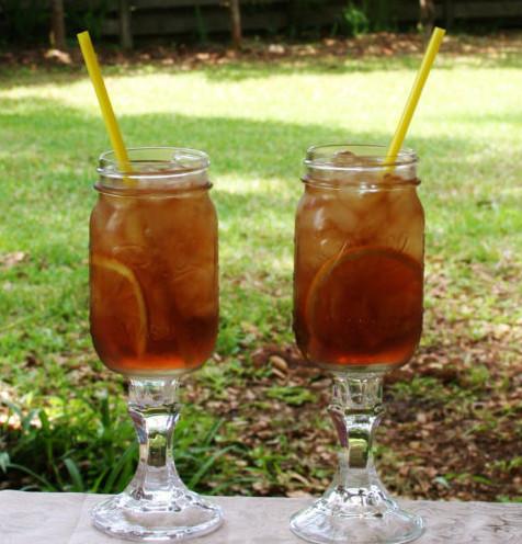 Redneck ball mason jars on stem wine glass 16 oz pint hillbilly wedding mug view 16 oz camo - Stemmed mason jars ...