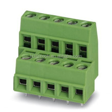 5.0mm pitch double layer terminal blocks PHOENIX