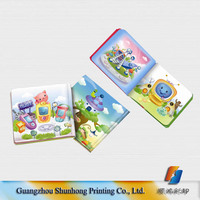 Custom design new style child english story book