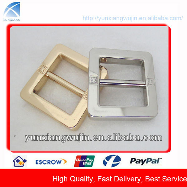 CD8400 Fashion Zinc Alloy Metal Adjustable Slide Buckle