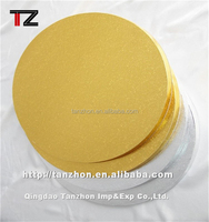 Gift Paper die cut Cake Boards Fashion Gold&Silver Double Side Coated Cake Boards ,Cake Tray,Cake Circle