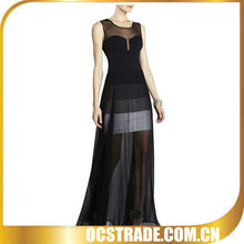 2013 new model evening full length dresses