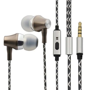 Hot Selling High Definition Sound Headphones Cheap Best Selling Comfortable Ear-in Dual Stereo Headphones
