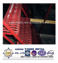 PVC coated Perforated Plank Grating/Grip Strut Grating/Safety Grating/security perforated grating