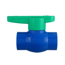 Manufacture In China Wholesale Products Kitchen Garden Plastic Ball Valve
