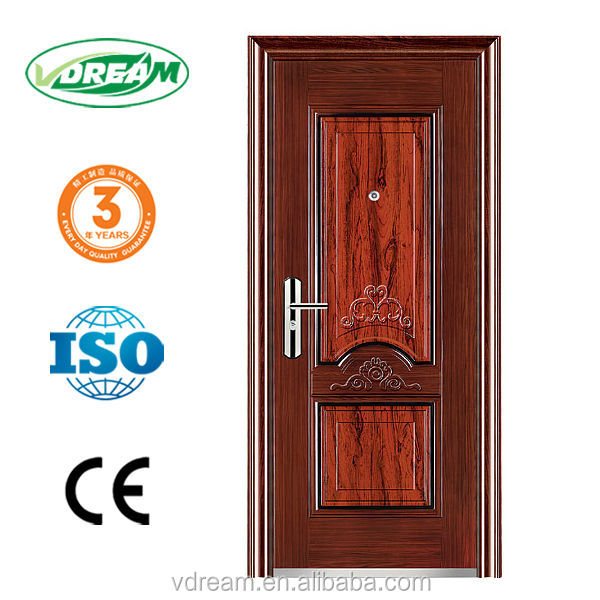 burglar proof steel security door