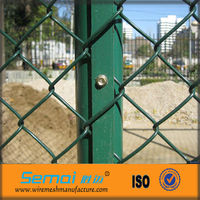 Semai Factory Supply Chain Link Fence Slats Lowes(factory & exporter)