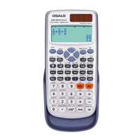 High Quality New 417 function 991 ESplus for Student Dual Power Scientific Calculator