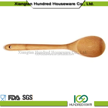 High Quality Small Cheap bamboo soup spoon tea spoon baby feeding spoon