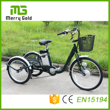 250w double brake new cheap adult electric tricycle/three-wheels/motorcycle