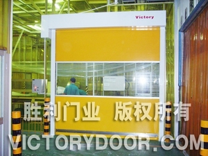 high speed roll up door high speed pvc door industrial roll up door