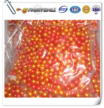 Paintball bullet made with gelatin and PEG & 2000 pcs/box 0.68 caliber paintballs & Paintball balls easy to wash