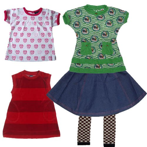Baby Fashion Dress 2010