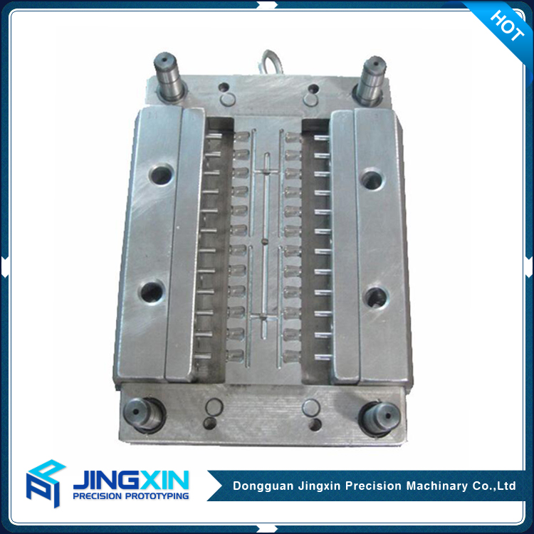 Jingxin Used Plastic Equipment Reaction Injection Mould HASCO Standard