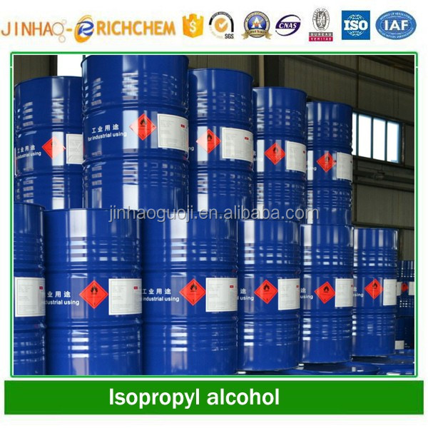For acetone 99.95% Isopropanol