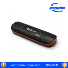 High speed wireless universal 3g usb modem for internet