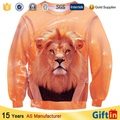 Wholesale Hooded Zipper, Sublimation Custom 3d hoodies