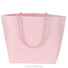 New arrival hot-sale led light paper shopping bag