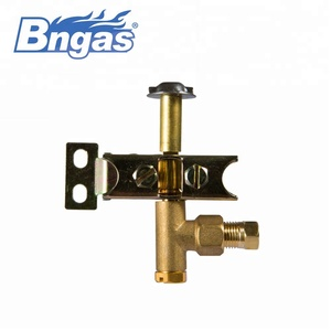 B880205-3BD Gas heater parts pilot burner assembly