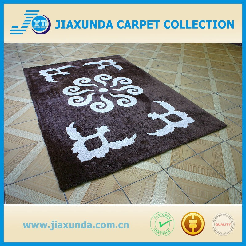 house design cheap flooring china supplier free samples latex backing hand tufted carpet
