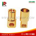 8.0mm Gold Plated Banana Plug