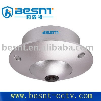 "1/3""SONY CCD 420TVL Shenzhen Besnt 1/3""SONY 420TVL CCD small flying saucer color dome camera"