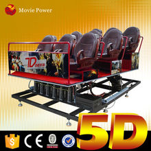 Low operating cost second hand 5d 6d 7d 8d 9d cinema theater