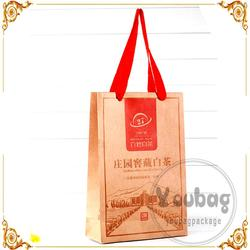 Top Quality New Design Promotional style paper gift bag