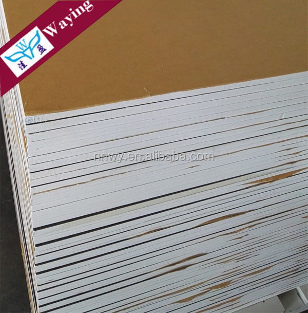 PVC Woodgrain decorative sheet