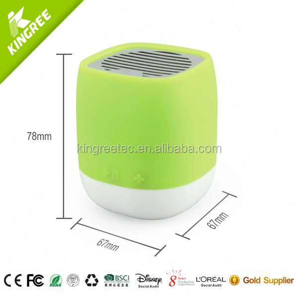 2013 new computer speakers / bluetooth vibration speakers manufacturer