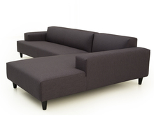new simple design modern style living room furniture woodenl leg fabric sofa set