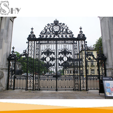 Luxury Used Garden Metal Main Gate Colors