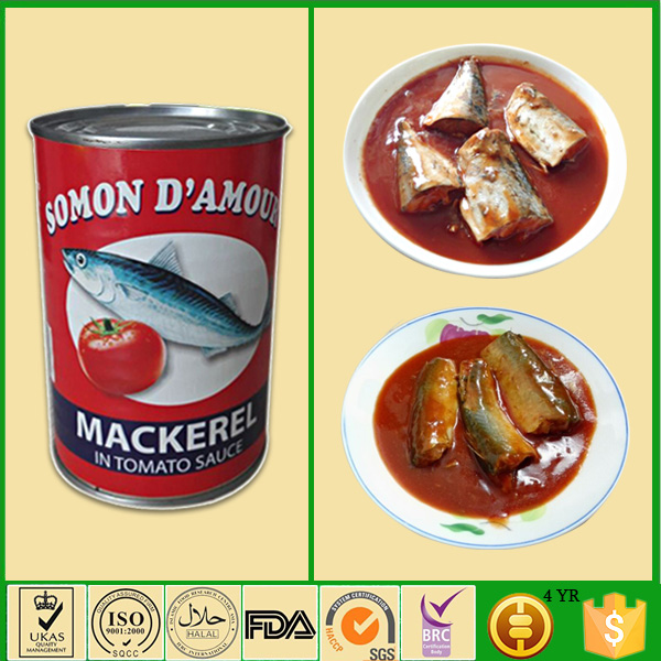 how to eat canned mackerel in tomato sauce
